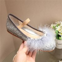 Novo Design Glitter Pearl Diamond Feather Ballet Flats Band Elastic Bling Bling Sequins All Season Casual Shoes Mulher