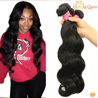 Wholesale Very Cheap Hair Extensions - Peruvian Virgin Hair Body Wave Unprocessed Peruvian Body Wave Virgin Hair Cheap Brazilian Indian malaysian Human Hair Extensions Very Soft