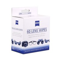 Wholesale Lens Cleaning Cloth Free Shipping - Wholesale- Free shipping 60 counts ZEISS 3 in 1 lens cleaning cleaner dust pen blower cloth