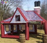 Wholesale Party Tent Sales - hot sale inflatable party pub house tent party bar tent