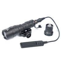 Marquage Tactical M300B Mini Scout Rifle Light Flashlight pour 20mm Picatinny Rail pour la chasse