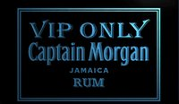 LS752-b-VIP-Only-Captain-Morgan-Rum-Neon-Light-Sign.jpg Декор Свободная перевозка груза Dropshipping оптом 6 цветов для того чтобы выбрать
