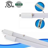 3ft led röhrenlampe großhandel-UL FCC T5 LED-Leuchtstoffröhre G5 1200mm 1.2m 4ft 22W 2400lm Lampen T5 2ft 3ft LED Röhren Licht AC 85-265V