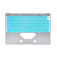 Wholesale topcase keyboard resale online - New Space Gray Top Case For MacBook Retina quot A1534 Topcase only without keyboard Year US Layout