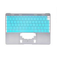 macbook retina tastatur groihandel-New Space Grey Top Case für MacBook Retina 12