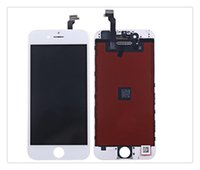 Wholesale factory replacement parts - Hot Factory For iPhone 6S LCD Touch Screen + Facing Camera + Home Button Completed Replacement Parts