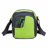 Wholesale Waterproof Men s Casual Nylon Messenger Waist Bags High Quality Good Brand Design Cross Body shoulder bag