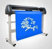 Compra 53 Adesivo-53 pollici VINYL CUTTING PLOTTER CUTTER SIGN SOFTWARE ARTCUT W / STAND CONTOUR TAGLIO STAMPATORE STICKER CUT DEVICE MAKER 3D-SHADOW HEAT-TRANSFER