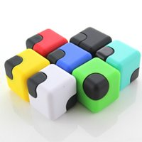 Nuevo Fidget Cube Dedo Gyro Whirlwind Square Cube Fidget Spinner Spinner EDC Magic Juguetes Hand Spinner Movelty Artículos Anti Stress Juguetes DHL
