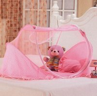 Wholesale Carrying Babies - F Neonatal nets cover the baby mosquitoes carrying the infant child bed nets cover