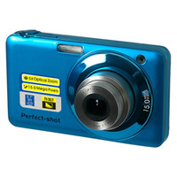 Wholesale Digital Camera 15mp - Wholesale-15mp optical zoom digital camera with 2.7'' TFT display 4x digital zoom camera with 4GB SD card free shipping