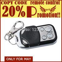 Wholesale Remote Control Sliding Door - 433mhz garage door rf universal wireless remote controller duplicator; polular universal remote control sliding gate operator