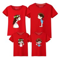 Baby Kinder Kleidung Familie Matching Outfits 2017 Sommer Tops plus Größe Daddy Mutter und Tochter Kleidung Familie Kleidung Set T-Shirts # LD10040