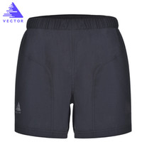 Polyester orange vector - VECTOR Quick Dry Running Shorts Breathable Gym Sports Shorts for Outdoor Double Lining Man Woman Fitness Shorts KUD50028