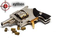 Wholesale The World Smallest Revolver Made by Stainless Steel Alloy