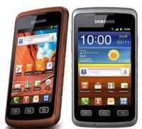 смартфон сотовые телефоны оптовых-S5690 оригинальный Samsung S5690 водонепроницаемый сотовые телефоны WIFI GPS 3.15MP камера android смартфон разблокирована отремонтированы