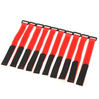 Wholesale 10 Set New Strong RC Battery Antiskid Cable Tie Down Straps cm Color RC Tools