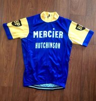 4d4868934 2017 Brand New Team Mercier Hutchinson cycling Jersey breathable cycling  jerseys Short sleeve summer quick dry cloth MTB Ropa Ciclismo B31