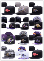 Wholesale Football Baltimore - Free shipping 2017 new fashion basketball Snapback Hats sports Baltimore Caps Men&Women Adjustable Football Cap Size More Than 10000+ style