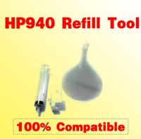 Wholesale Printhead Cleaning Kits - 940 refill tool printhead cleaning kit compatible for HP 18 70 72 80 81 83 88 89 90 91 940 941 k8600