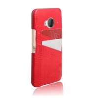 Wholesale Lowest Prices Wholesale Phone Accessories - Popular Mobile Accessories Mobile phone Case for HTC ONE ME Low Price Phone Cover Crocodile Skin