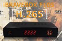 Wholesale Iks Hd - Original CPU1866MHZ iBRAVEBOX F10S HD PVR TwinTuner H.265 decode Built-in Support youtube google map weather CCcam iKS BissKey PowerVU