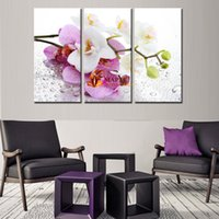 Wholesale Sell Decorative Wall Paint - Free Shipping Hot Sell 3 Piece Canvas Wall Art Modern Wall Painting Home Decorative Art Picture Paint on Canvas Print Modern Canvas Wall Art
