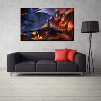 """Wholesale Large Canvas Oil Paintings Sale - wholesale canvas printing 20""""x32""""Large canvas printings home decor wall art painting modern abstract art oil paintings for sale"""