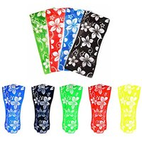 Wholesale Color Plastic Vases - Fashion home furnishings Foldable Reusable Plastic Vase Creative Folding Vase Mix Color Home Decor