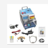 Wholesale Check Device - DHL Free Shipping CNC A7 Key Cutting Machine cnc key Duplicate Equipment Brand New CNC Key Device with Cutter Genuine SoftWare Check Teeth