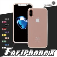 Wholesale Camera Skin - For Iphone X cases 0.3mm Protection Camera Colorful Ultra-Thin Slim Soft TPU Cover clear Case Skin For Iphone 8 case