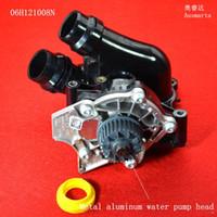 23475b4cb03 OEM vwengine water pump For VW Passat CC JETTA GOLF Skoda Octavia Seat Leon  A3 A4 TT 06H 121 008