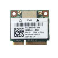 mini-cartas sem fio venda por atacado-Atacado- Atheros DW1901 802.1a / b / g / n 300Mbps Mini PCI-E sem fio Bluetooth4.0 cartão