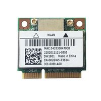 Wholesale n express - Wholesale- Atheros DW1901 802.1a b g n 300Mbps Mini PCI-E Wireless Bluetooth4.0 Card