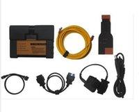 bmw icom a2 b c großhandel-Upgated Version von ICOM ICOM A2 + B + C Für BMW ICOM A2 + B + C-Diagnosewerkzeug für BMW ISID R2 in 26,3 und 49-Version mit USB-Dongle