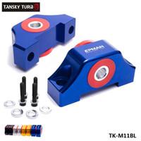 Wholesale Honda Civic Engines - TANSKY - Torque Solution Billet Torque Mount Kit Fits For Honda Civic EG D15 D16 B16 B18 B20 TK-M11