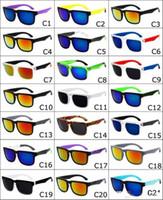 gafas de sol de marca dhl al por mayor-21 Colores Unisex Brand Designer Spied Ken Block Helm Gafas de sol Gafas de sol deportivas de moda Gafas de sol Gafas de sol Eyeswear DHL libre