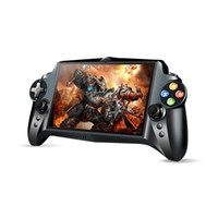 Wholesale Tablet Android Player Jxd - JXD S192K 7 inch 1920X1200 Quad Core 4G 64GB New Handheld Game Player 10000mAh Android 5.1 Bluetooth 4.0 Tablet PC Video Game Console