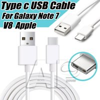 Wholesale Wholesale Z1 - USB Type-C Cable USB C Samsung S8 cable Data Sync Charge Type C Cable Tablet Note8 For Macbook OnePlus 3 ZUK Z1 TPE