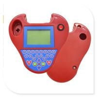 opel smart schlüsselprogrammierer großhandel-Mini Smart Zed-Bull Auto Auto Schlüsselprogrammierer Rote Farbe Keine Tokens Begrenzung Smart Mini Zed Bull Mini ZEDBULL