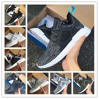 Wholesale Canvas Flats Shoes Kids - (With Box) Wholesale Cheap New Mens Kids Mastermind x NMD XR1 Japan Sneakers Women Sports Running Shoes For men Drop Free shipping EUR 36-45