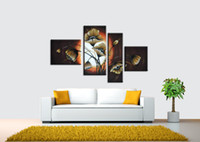 More Panel painting composition - Wall art Household goods painting Manual Arts Composition of paintings Thick bottom texture Home decoration Hot art Arts and Crafts