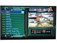 Wholesale Wholesale Computer Programs - The new Storm Heroes 4,American joystick, ,arcade consoles ,800 programs,HDMI VGA out, connected to computer,Add pause and exit.