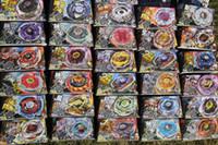 Wholesale Wholesale Bangs - New Arrive!! Mix 30 Style 24pcs lot 4D Metal Beyblade Brazil USA Hot Sale Toys Flight Big Bang Beyblade