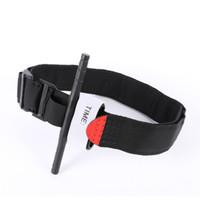 Wholesale Tourniquet Medical Wholesale - Outdoor Portable First Aid Quick Slow Release Buckle Medical Military Tactical Emergency Tourniquet Strap One Hand