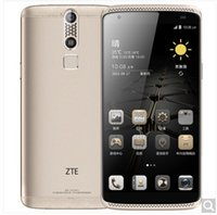 Wholesale Cdma Phone Zte - ZTE AXON mini B2015 dual card dual standby 4G mobile phone gold silver 5.2 inch exquisite craft, photo artifact, business boutique
