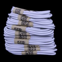 Wholesale charger for s3 - 500pcs lot micro V8 1m 3FT usb data sync charger cable for samsung s3 s4 note 2 4 blackberry htc lg sony