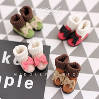 Wholesale Blythe House - Handmade high quality doll shoes for blythe Azone momokoLati JerryB Doll Accessories toys gift girl play house