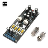 Wholesale Hot New Arrival Musical Fidelity J1 Valve Pre amp Tube PreAmplifier Kit Assembled Board Audio New Electric Integrated Circuits