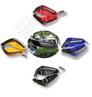 Wholesale Honda Hand Guards - 4 Colors Motor Turn Signals Lights Brush Bar Hand Guards for Honda Yamaha KTM